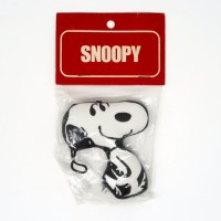 Snoopy walking Fabric Stuffed Mini Mascots Ornament