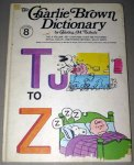 The Charlie Brown Dictionary Tu to Z