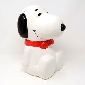 Snoopy Cookie Jar - Benjamin & Medwin Snoopy Kitchenware