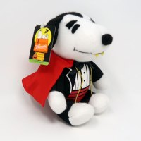 Snoopy Vampire Halloween Plush
