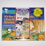 It's a Holiday, Charlie Brown – 5 Book Set