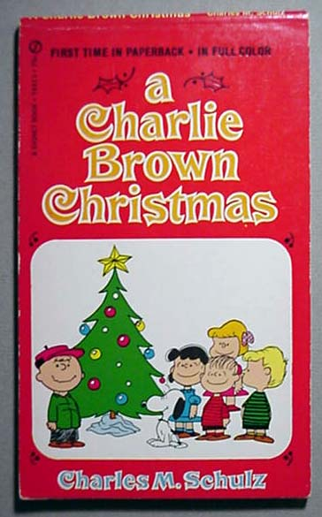 A Charlie Brown Christmas Book.A Charlie Brown Christmas Book Collectpeanuts Com