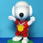 Peanuts Olympics Collectibles
