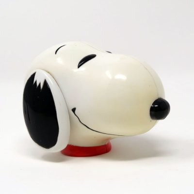 Snoopy head with cartoon view Toy