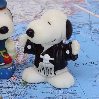 Japan Snoopy World Tour Series 1 Toy