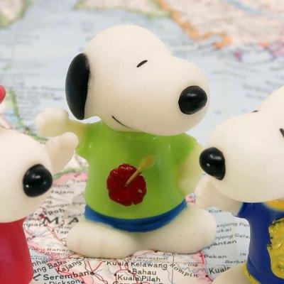 Malaysia Snoopy World Tour Series 1 Toy