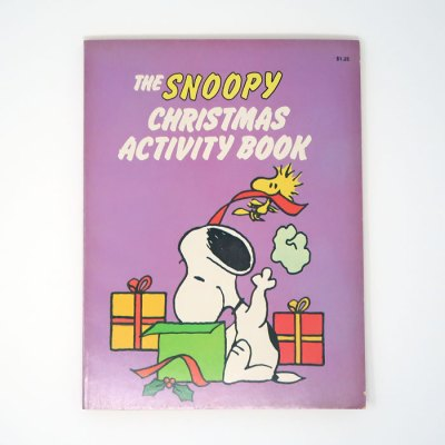 The Snoopy Christmas Activity Book