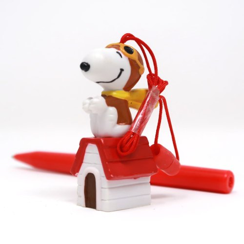 Snoopy Flying Ace Pen Necklace