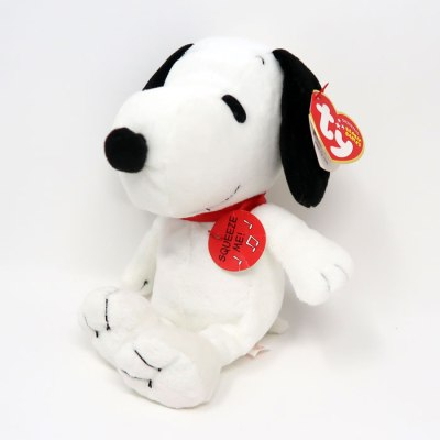 Snoopy musical Beanie Baby