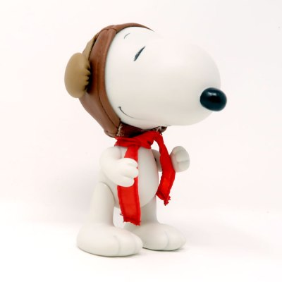 Snoopy Flying Ace Jointed Figurine