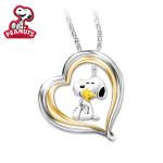 Snoopy Pendant Necklace