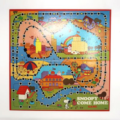 Snoopy Come Home Game