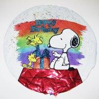Snoopy & Woodstocks Birthday Balloon