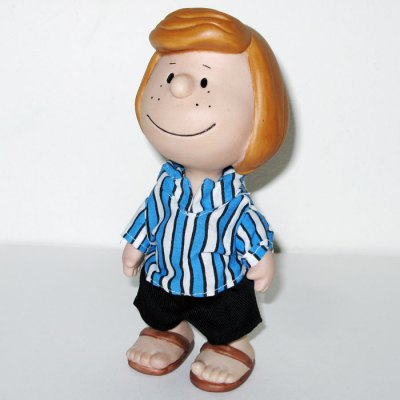 Peppermint Patty Jointed Figurine