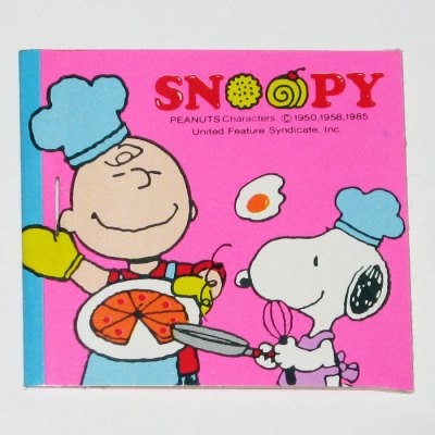 Snoopy Party Sticker Book