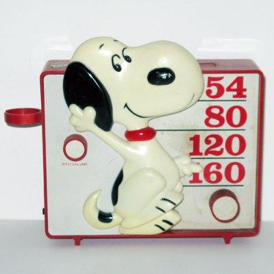 Snoopy Dancing Radio