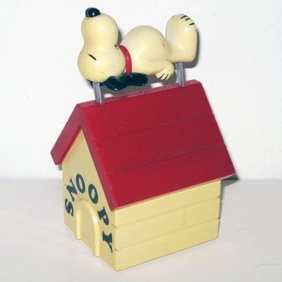 Snoopy On Doghouse Radio