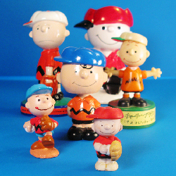 Specialize your Peanuts collection! Pick a favorite to find a focus.