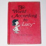 The World According to Lucy Peanuts Book