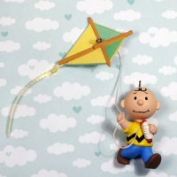 Charlie Brown with Kite Ornament