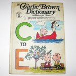 The Charlie Brown Dictionary C to E