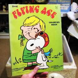 Peanuts Saalfield Coloring Books - Peanuts Treasure Box