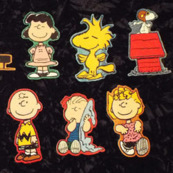 Peanuts Sandylion Stickers