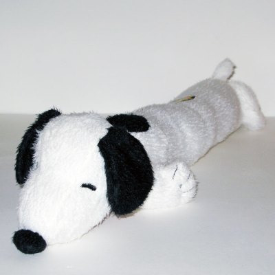 """Snoopy 20"""" Plush Squeaky Dog Toy"""