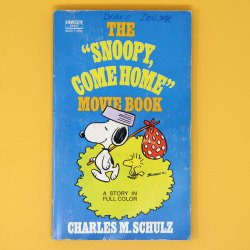 Click to view Peanuts Animation Based Books