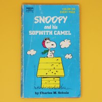 Snoopy and His Sopwith Camel Book