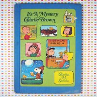 It's a Mystery, Charlie Brown Book