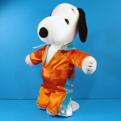 Snoopy Dress-Up Doll Glam Rock Outfit