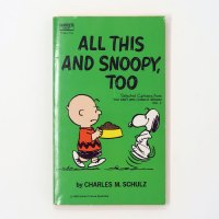 All This and Snoopy, Too Book