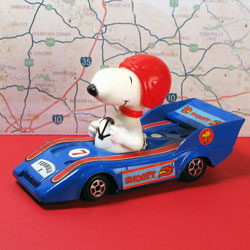 Click to shop Peanuts Toy Cars