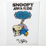 Snoopy World's Greatest Grandfather Pin