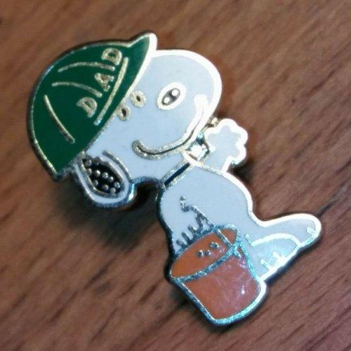 Snoopy D.A.D. Pin