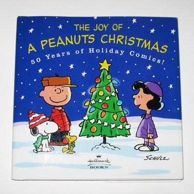 The Joy of a Peanuts Christmas Book