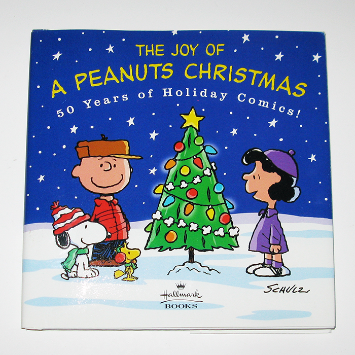 Peanuts Christmas Tree.The Joy Of A Peanuts Christmas Book Collectpeanuts Com