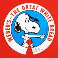 Snoopy Weber's Bread Tie