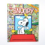 Look and Find: Snoopy Book