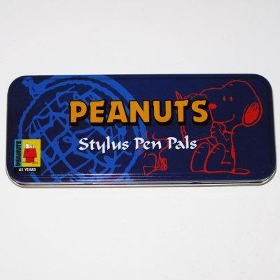 Snoopy silver gold tone Pen