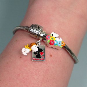 Peanuts by Persona Personalized Bracelet
