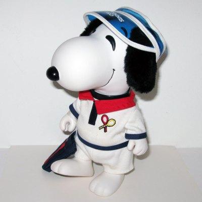 Tennis Snoopy Doll