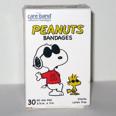 Snoopy Joe Cool Bandages