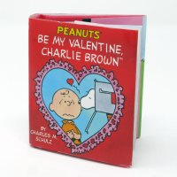 Be My Valentine, Charlie Brown Mini Story Book
