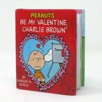 Be My Valentine, Charlie Brown Mini Story Book