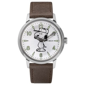 Vintage Snoopy Timex Watch