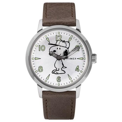 Vintage Snoopy Timex Watch