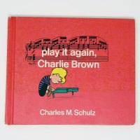 Play it Again, Charlie Brown Book