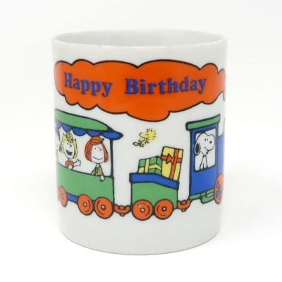Peanuts Birthday Mug